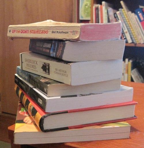 20 MInutes, 24 Books, $22